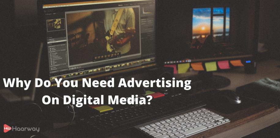 Advertising On Digital Media