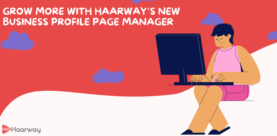 Haarway Business Profile Page Manager