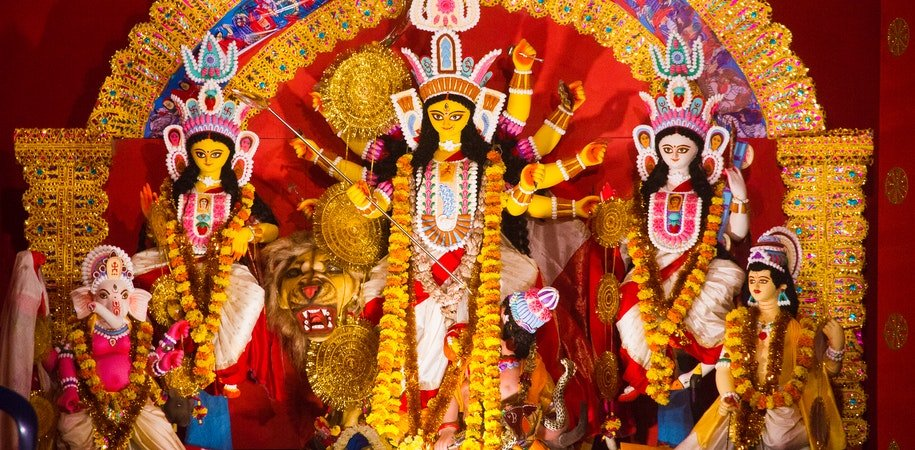 When is durga puja in 2021